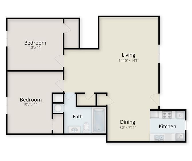 courtyard-west-2-bedroomb