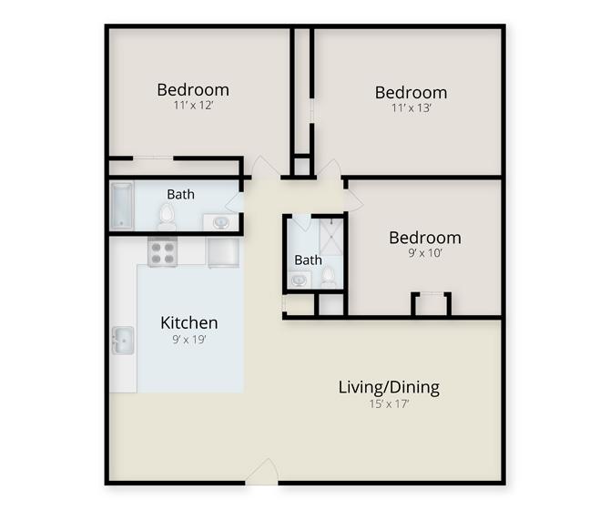 courtyard-west-3-bedroom-c